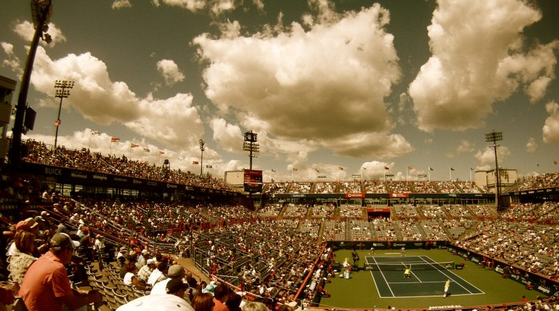 Tennis Match: Go Federer 1