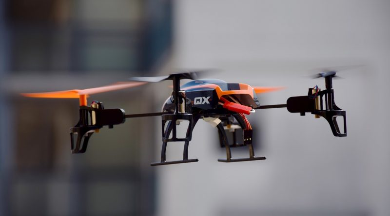 Drones being used to monitor WordCup 1