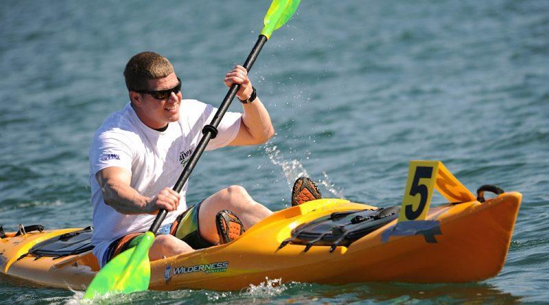 Kayaking: Adventurous Sport 1