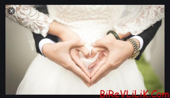 ciddi bir evlilik